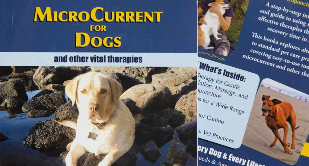 Book: MicroCurrent for Dogs